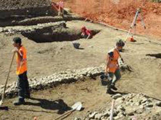 Un villaggio romano sotto la nuova Pedemontana