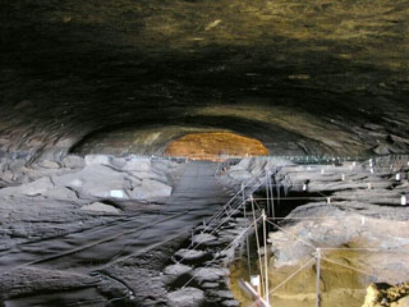 Trovato in Sudafrica il focolare più antico del mondo