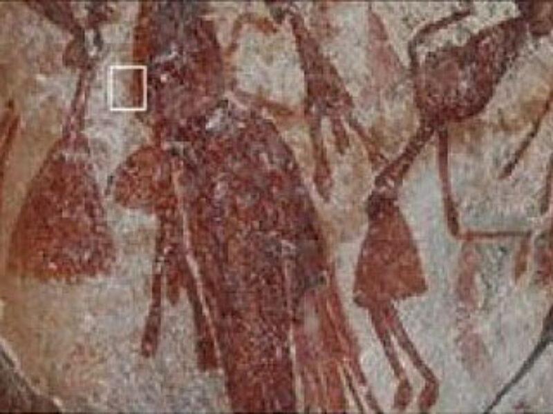 Scoperto il più antico esempio di arte rupestre?