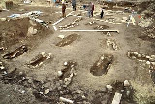 Nuove scoperte nella necropoli celtica di Giubiasco (CH)