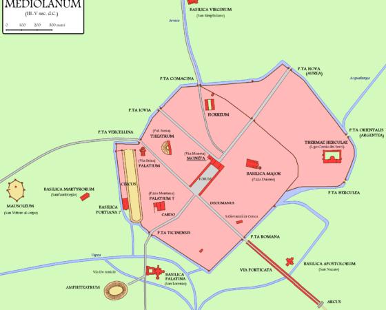 Ritrovati sotto il duomo di Milano i resti di un tempio dedicato a Minerva