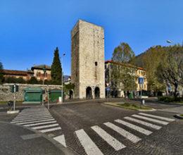 Le mura romane di Como, cenni storici