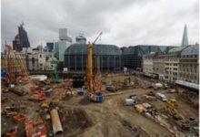 """Scoperti altri resti di """"Londinium"""" sotto alla city di Londra"""