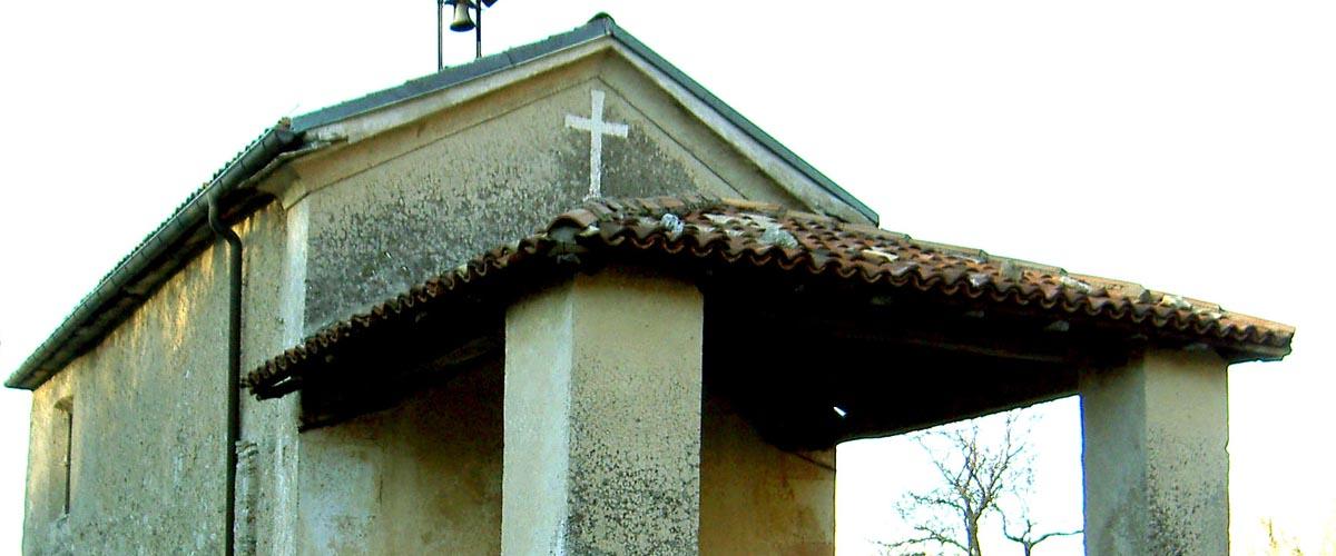 La chiesa di San Vitale ad Arogno