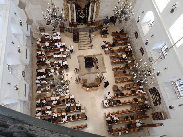 Viaggio nel quartiere ebraico di Gerusalemme – parte 4