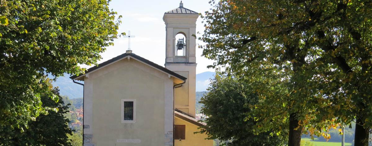 Colle San Maffeo-chiesa di Santa Maria