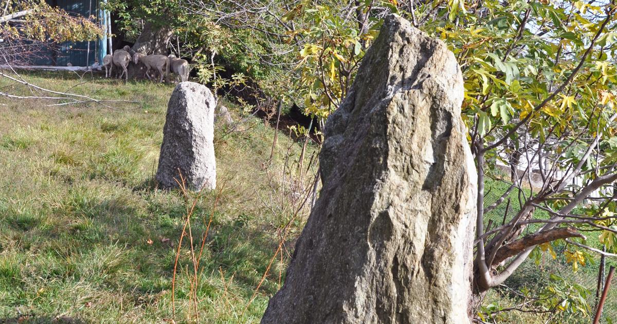strutture megalitiche Proserpio
