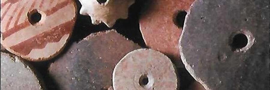 Le rondelle forate del Museo di Phoenix (Arizona-USA)