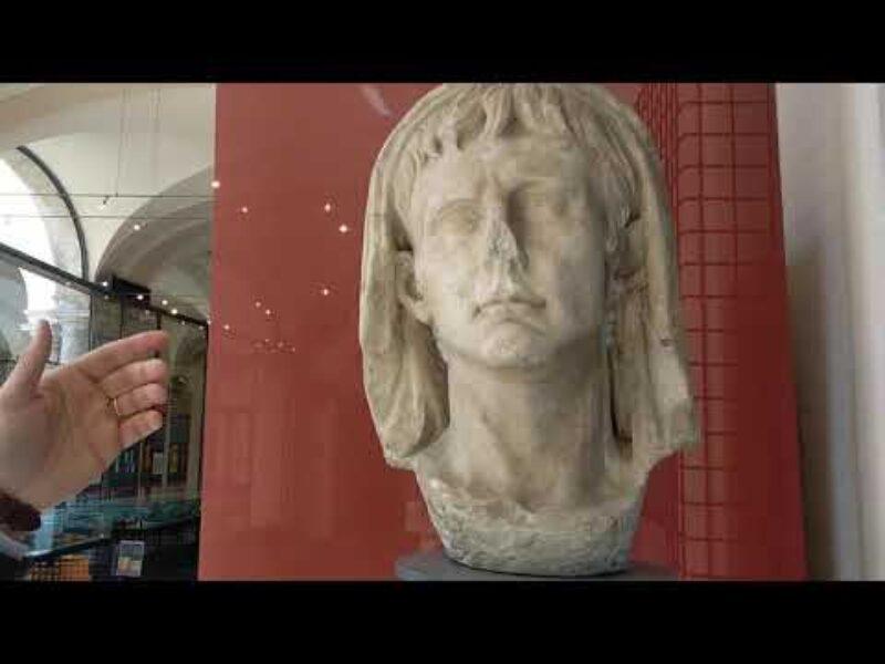 Sala Romana Museo Archeologico Como