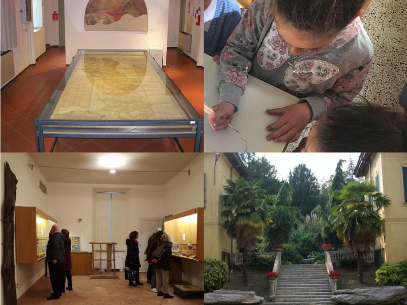 La Società Archeologica Comense presso il Museo di Erba